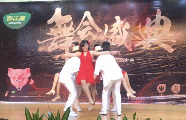 rueda salsa in china